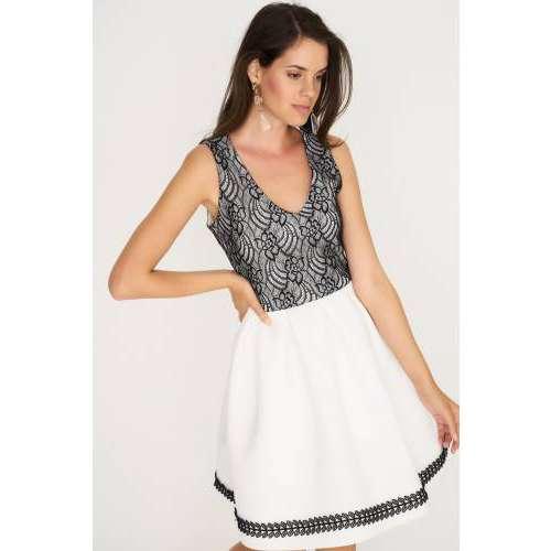 604f59439c5ef Beyaz Elbise Modelleri-Dantelli Beyaz Elbise-101.51 TL İndirimde.