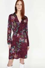 Kadın Bordo Elbise 9KAK88008PW