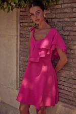 Pembe Elbise TOFSS18BB0390