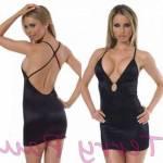 Fantazi Erotik İç Giyim Terry Pau Tp060940 Mini Elbise Bayrama Özel
